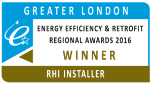 Greater London Energy Efficiency and Retrofit RHI Installer of the Year