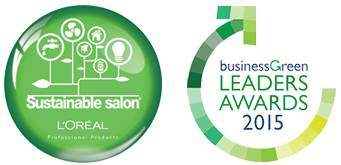 Business green awards - Sustainable salons