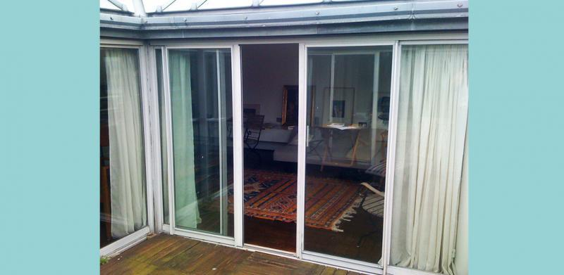 All glazing needed to be replaced with triple glazed units