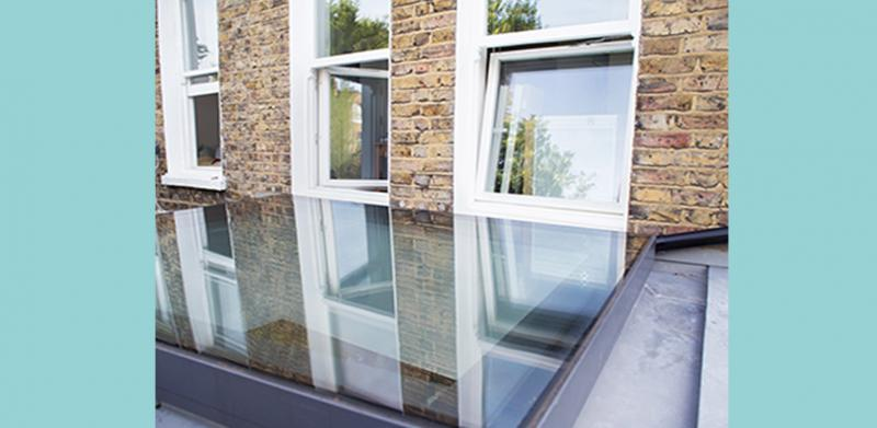 Triple-glazed windows are important for an eco home in London