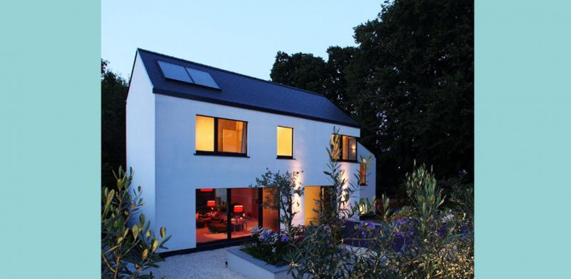 The low energy newbuild Passivhaus