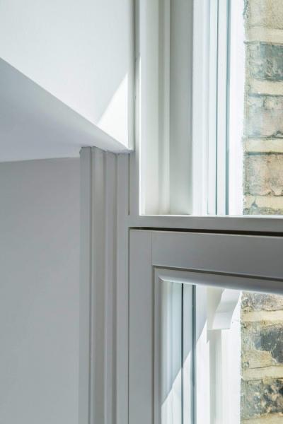 Enhabit triple-glazed tilt and turn window