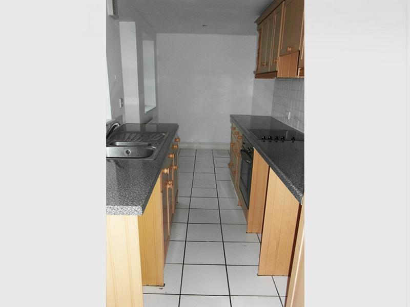 Kitchen prior to refurbishment