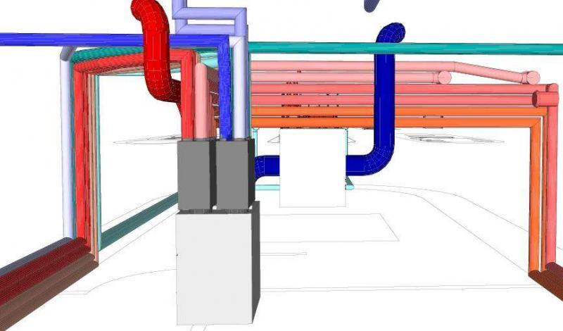 Enhabit MVHR Design & Install Team solves polluted air problem for houseboat - Image 2