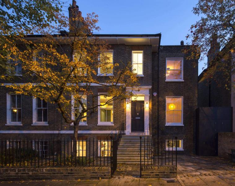 Islington high comfort low energy Victorian townhouse - Image 1