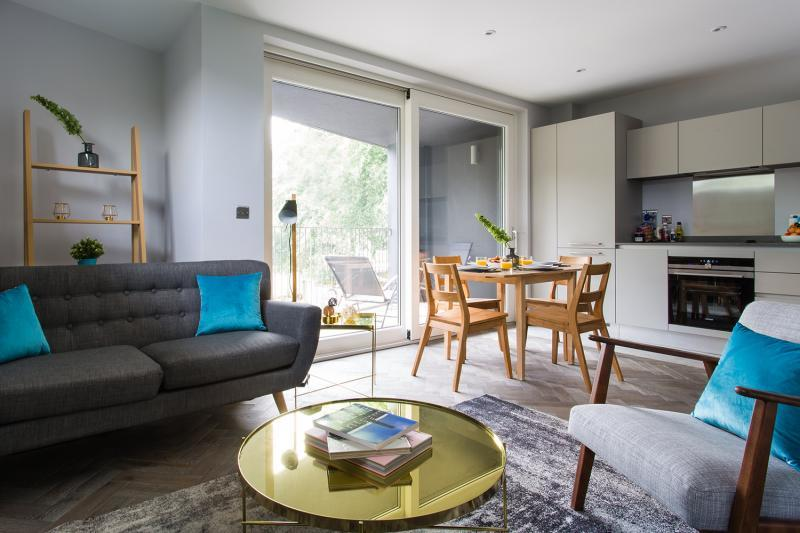 Passive House quality lift and slide doors