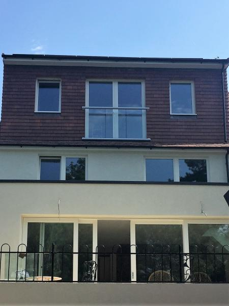 North London low energy retrofit of family home achieves airtightness of 0.6ach @50Pa - Image 7