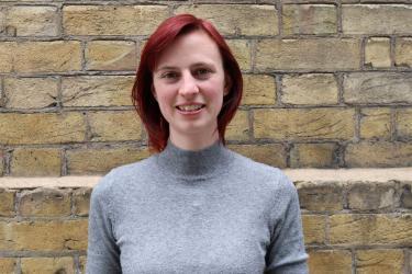 Dr Sarah Price Head of Building Physics Enhabit